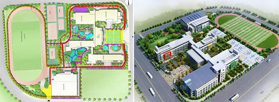 校园文化设计/校园文化建设/校园景观设计